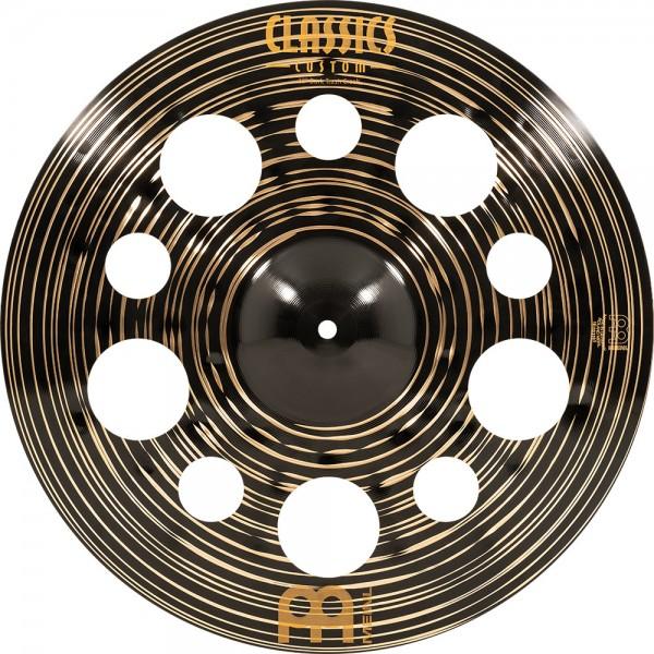 "MEINL Cymbals Classics Custom Dark Trash Crash - 18"" (CC18DATRC)"