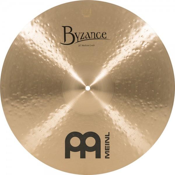 "MEINL Cymbals Byzance Traditional Medium Crash - 20"" (B20MC)"