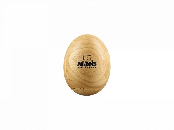 NINO Percussion Egg Shaker Wood - Large (NINO564)