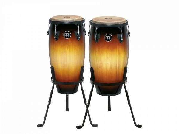 "MEINL Percussion Headliner Series 11"" and 12"" - Congas Vintage Sunburst (HC512VSB)"