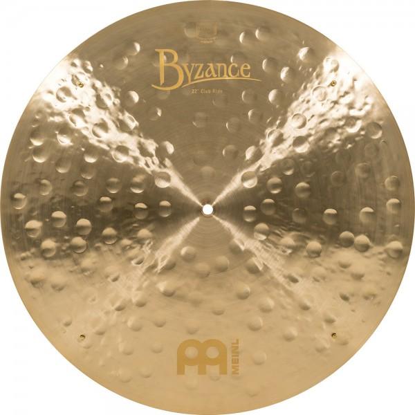 """MEINL Cymbals Byzance Jazz Club Ride - 22"""" (B22JCR)"""