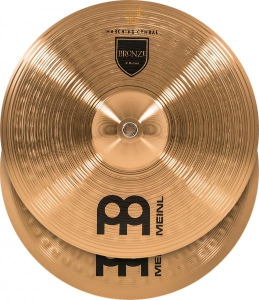 "MEINL Cymbals Marching Student Range Bronze - 14"" (MA-BO-14M)"
