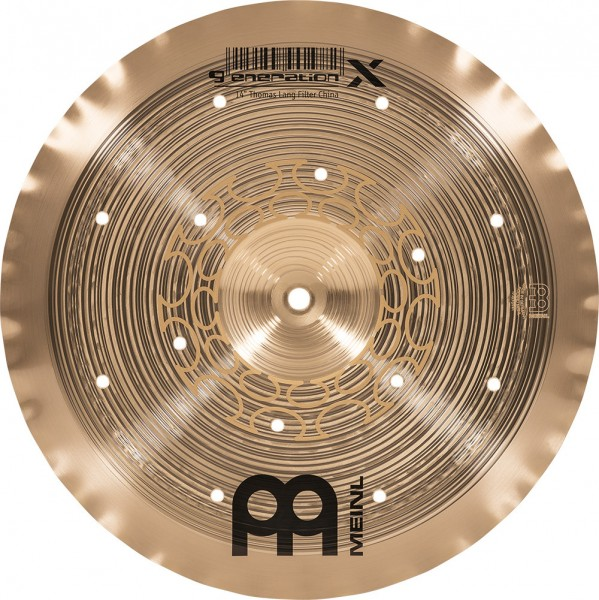 "MEINL Cymbals Generation X Filter China - 14"" (GX-14FCH)"