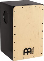 MEINL Percussion Speaker Cajon - black (MPSCAJ)