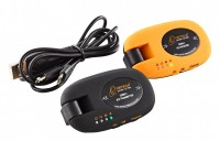 ORTEGA digital wireless system - 4 channels / 2,4 Ghz / rechargeable / incl. USB cable (ODWS-1)