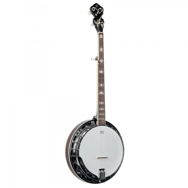 ORTEGA Banjo Falcon Series 5-String inclusive Gigbag - NT - Natural Maple (OBJ750-MA)
