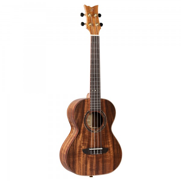 ORTEGA Ukulele Timber Series Tenor inclusive Gigbag - Satin Open Pore (RUACA-TE)