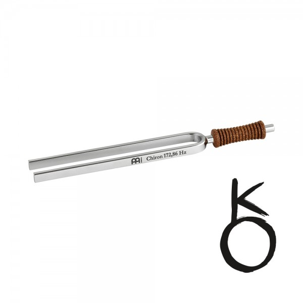 MEINL Sonic Energy Tuning Fork - Chiron - 172.86 Hz (TF-CH)