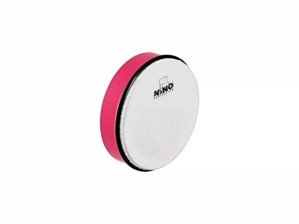 "NINO Percussion ABS Hand Drum - 8"", Strawberry Pink (NINO45SP)"