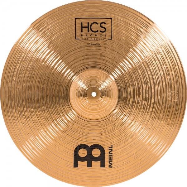 """MEINL Cymbals HCS Bronze Heavy Ride - 20"""" (HCSB20HR)"""
