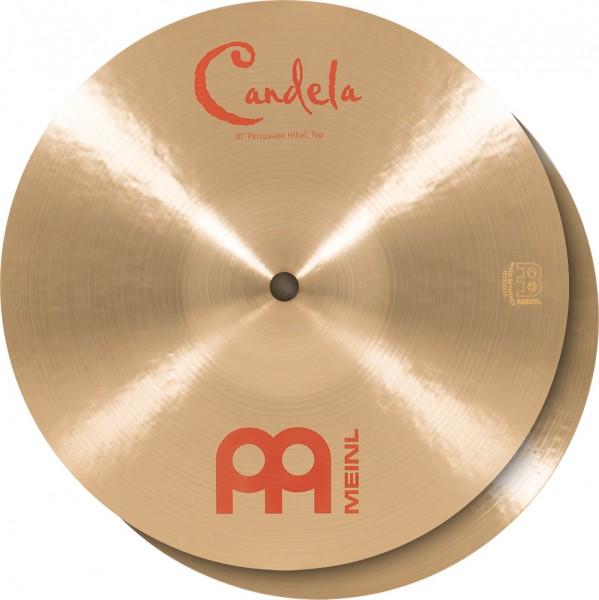 "MEINL Cymbals Candela Hihat - 10"" Brilliant Finish (CA10PH)"