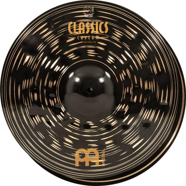 """MEINL Cymbals Classics Custom Dark Hihat - 16"""" (CC16DAH)"""