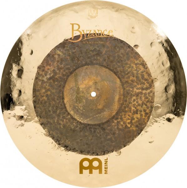 """MEINL Cymbals Byzance Dual Crash-Ride - 20"""" (B20DUCR)"""