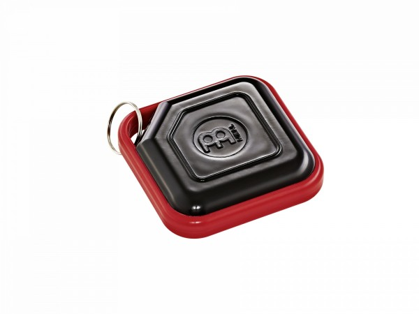 MEINL Percussion Key Ring Shaker - ABS black (KRS-BK)