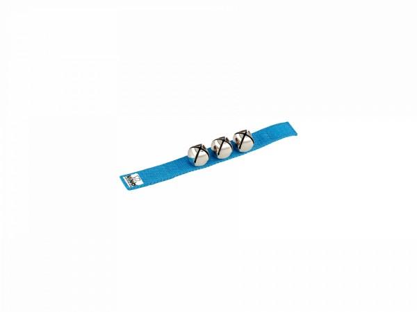 NINO Percussion Wrist Bell - Blue (NINO961B)