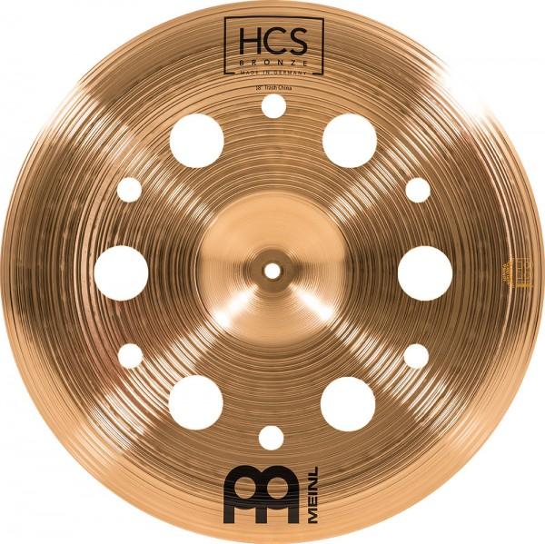 "MEINL Cymbals HCS Bronze Trash China - 18"" (HCSB18TRCH)"
