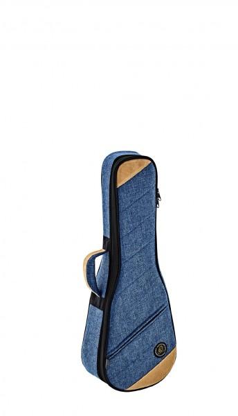 ORTEGA Softcase for Tenor Ukuleles - Ocean Blue (OSOCAUK-TE-OC)