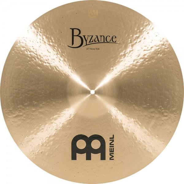 "MEINL Cymbals Byzance Traditional Heavy Ride - 22"" (B22HR)"