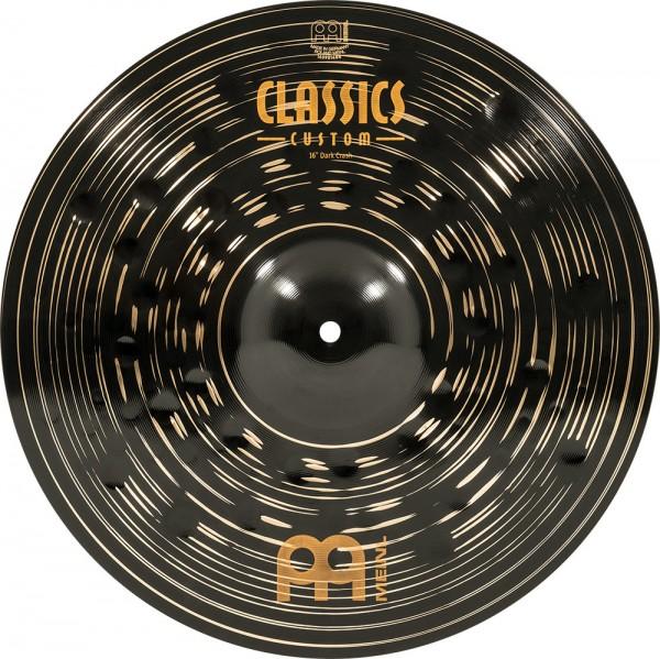 "MEINL Cymbals Classics Custom Dark Crash - 16"" (CC16DAC)"