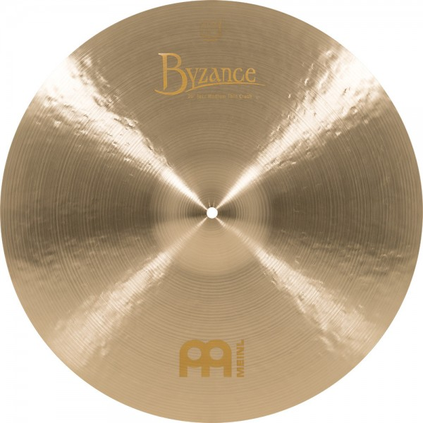 "MEINL Cymbals Byzance Jazz Medium Thin Crash - 20"" (B20JMTC)"