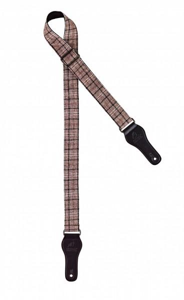 "ORTEGA ukulele strap - length 1390mm / 54,33"" (Max) / width 37mm - scottish bright (OCS-150U)"