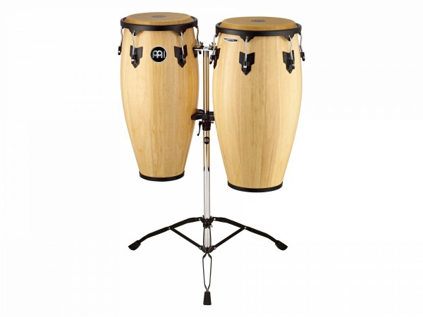 """MEINL Percussion Headliner Series 11"""" and 12"""" - Conga Set Natural (HC812NT)"""