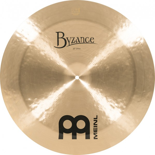 """MEINL Cymbals Byzance Traditional China - 20"""" (B20CH)"""