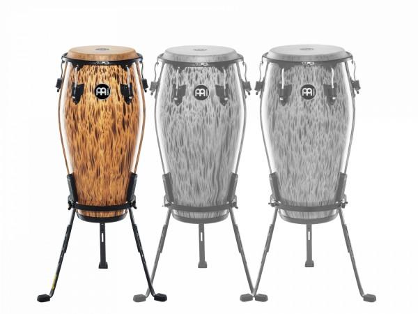 """MEINL Percussion Marathon Designer Series - 11"""" Quinto Leopard Burl (MCC11LB)"""