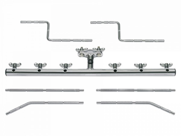 MEINL Percussion - Mounting Bar 6 pcs. (PMC-6)