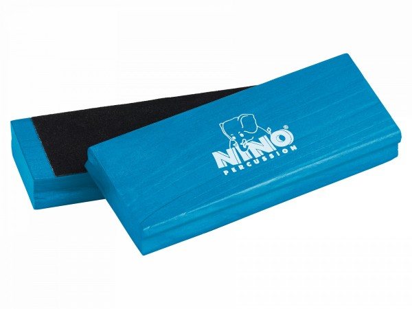NINO Percussion Sand Blocks - Blue (NINO940B)