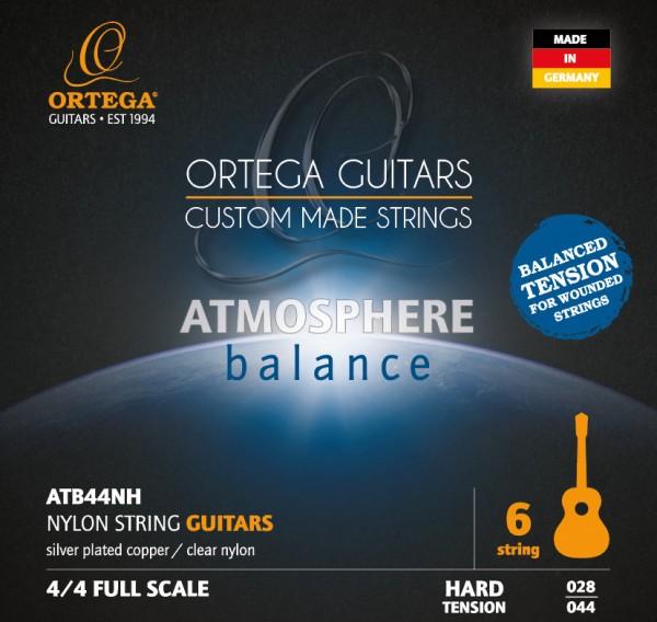 ORTEGA Atmosphere Balance Series Nylon String Set - High Tension (ATB44NH)