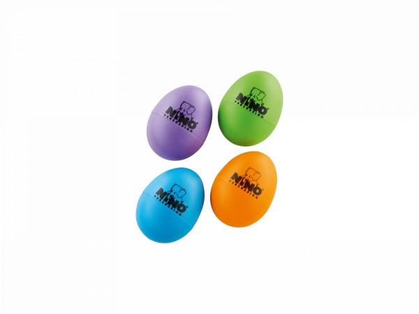 NINO Percussion Egg Shaker Assortment - 4 pcs. (NINOSET540-2)