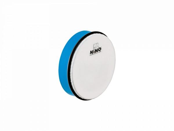 "NINO Percussion ABS Hand Drum - 8"", Sky-Blue (NINO45SB)"