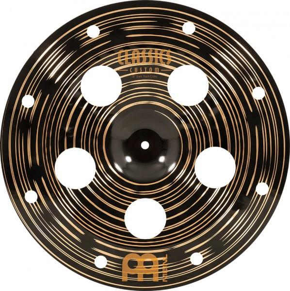 "MEINL Cymbals Classics Custom Dark Trash China - 18"" (CC18DATRCH)"
