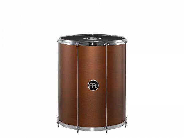 "MEINL Percussion Wood Surdo Drum - 18"" x 22"" African Brown (SU18AB-M)"