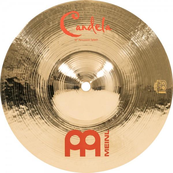 "MEINL Cymbals Candela Splash - 10"" Brilliant Finish (CA10S)"