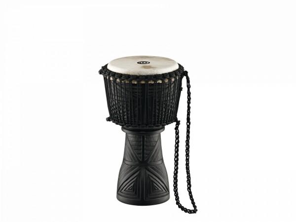 """MEINL Percussion Djembefola - 10"""" Tiki Black (DJFS1-M)"""