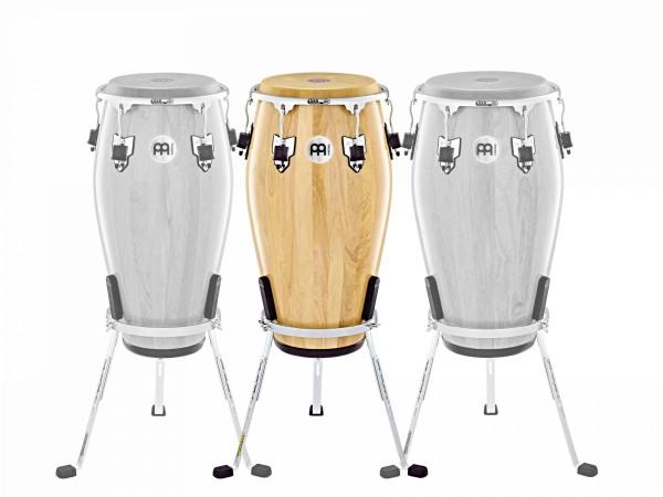 "MEINL Percussion Marathon Exclusive Series Conga - 11 3/4"" Chrome Hardware (MEC1134NT-CH)"
