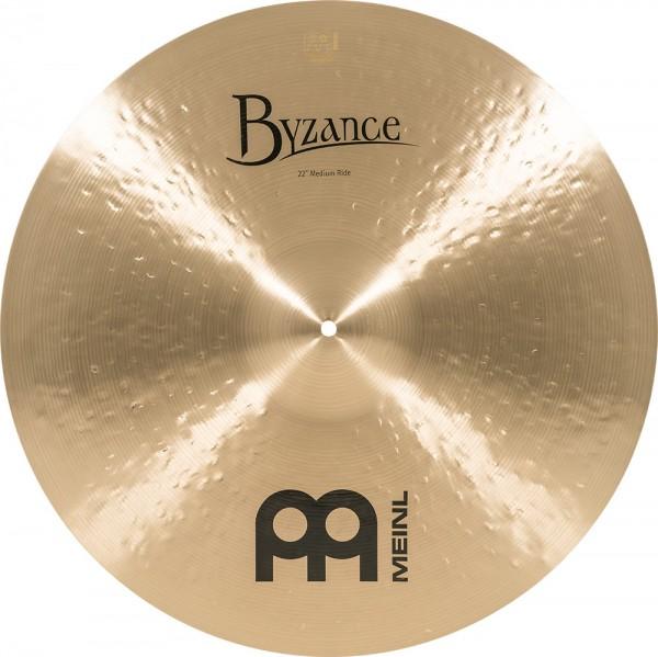 """MEINL Cymbals Byzance Traditional Medium Ride - 22"""" (B22MR)"""