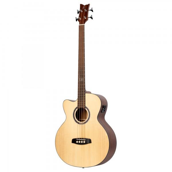 ORTEGA Acoustic Bass 4-String Deep Series 5 Lefty (D538-4-L)