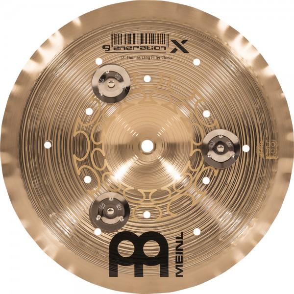 "MEINL Cymbals Generation X Jingle Filter China - 12"" (GX-12FCH-J)"