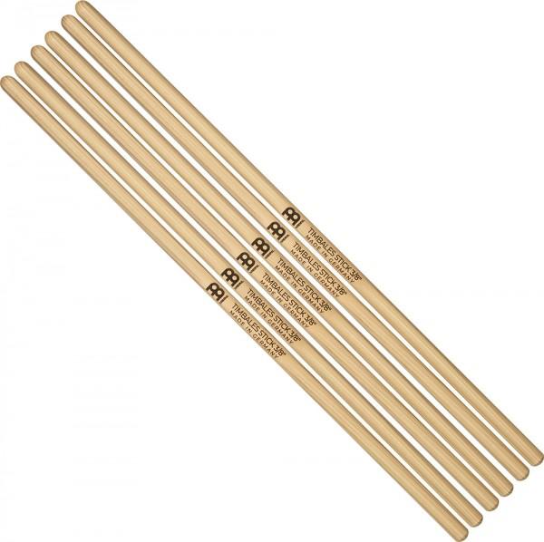 "MEINL Stick & Brush Timbales Stick 3/8"" - 3 pcs. Pack (SB118-3)"