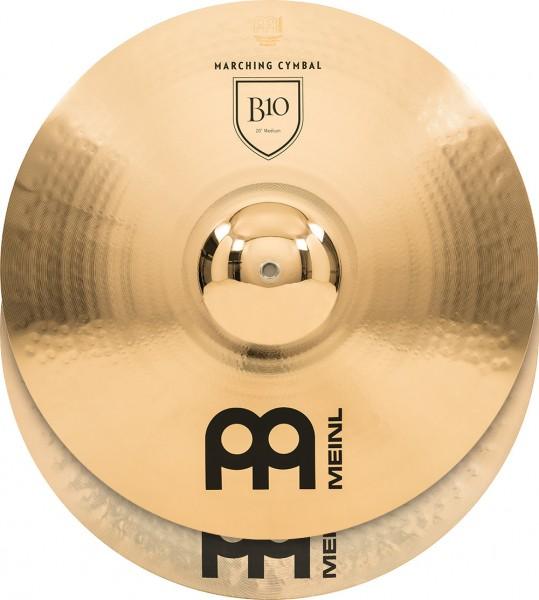 "MEINL Cymbals Marching Medium - 20"" B10 Bronze (MA-B10-20M)"
