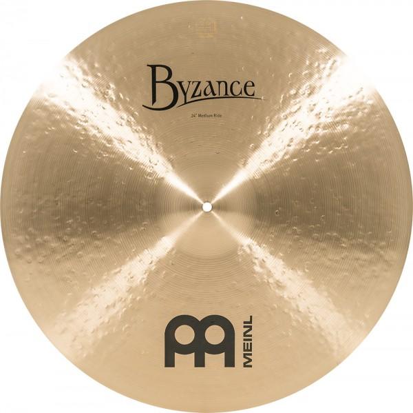"""MEINL Cymbals Byzance Traditional Medium Ride - 24"""" (B24MR)"""