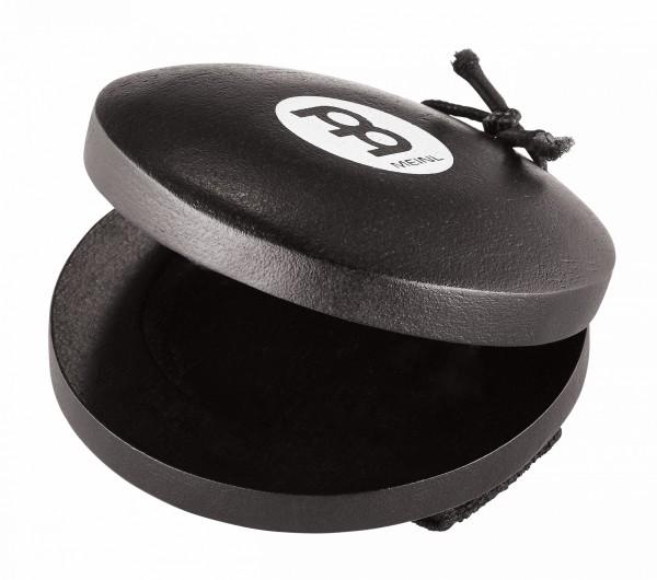 MEINL Percussion Cajon Ring Castanet - black large (CRC1BK)