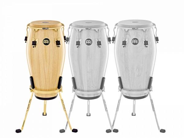 "MEINL Percussion Marathon Exclusive Series Conga - 11"" Gold tone Hardware (MEC11NT-G)"