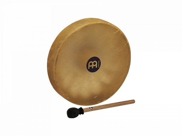 """MEINL Percussion Native American-Style Hoop Drum - 15"""" + Mallet (HOD15)"""