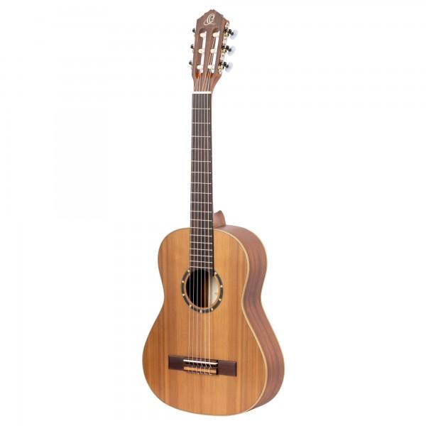ORTEGA Family Series Classical Guitar 1/2 - Natural Cedar + Bag (R122-1/2-L)