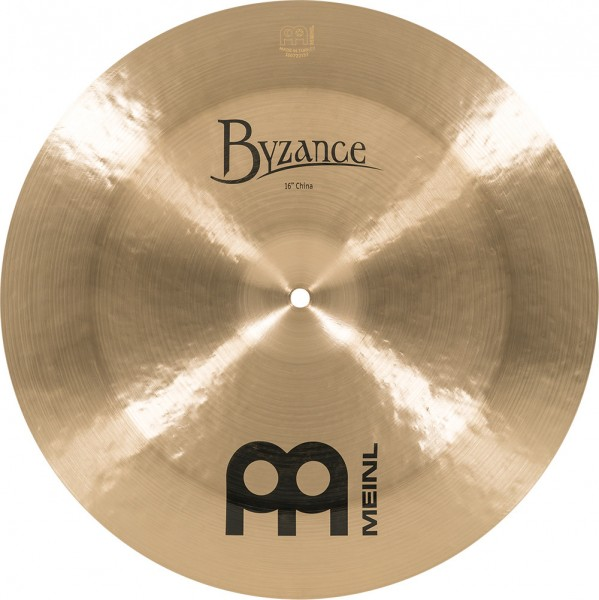 """MEINL Cymbals Byzance Traditional China - 16"""" (40.64cm) (B16CH)"""