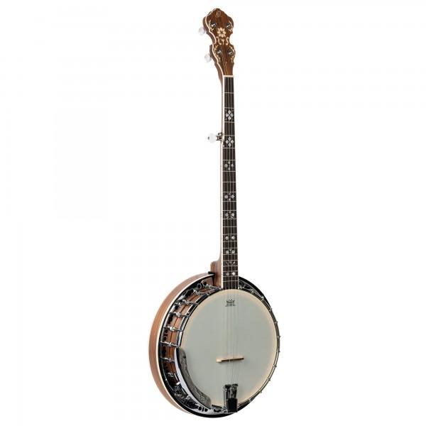 ORTEGA Banjo Falcon Series 5-String inclusive Gigbag - Natural Walnut (OBJ550W-SNT)